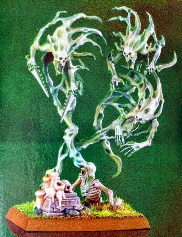 WARHAMMER VAMPIRE COUNTS SPIRIT HOST RAMKI