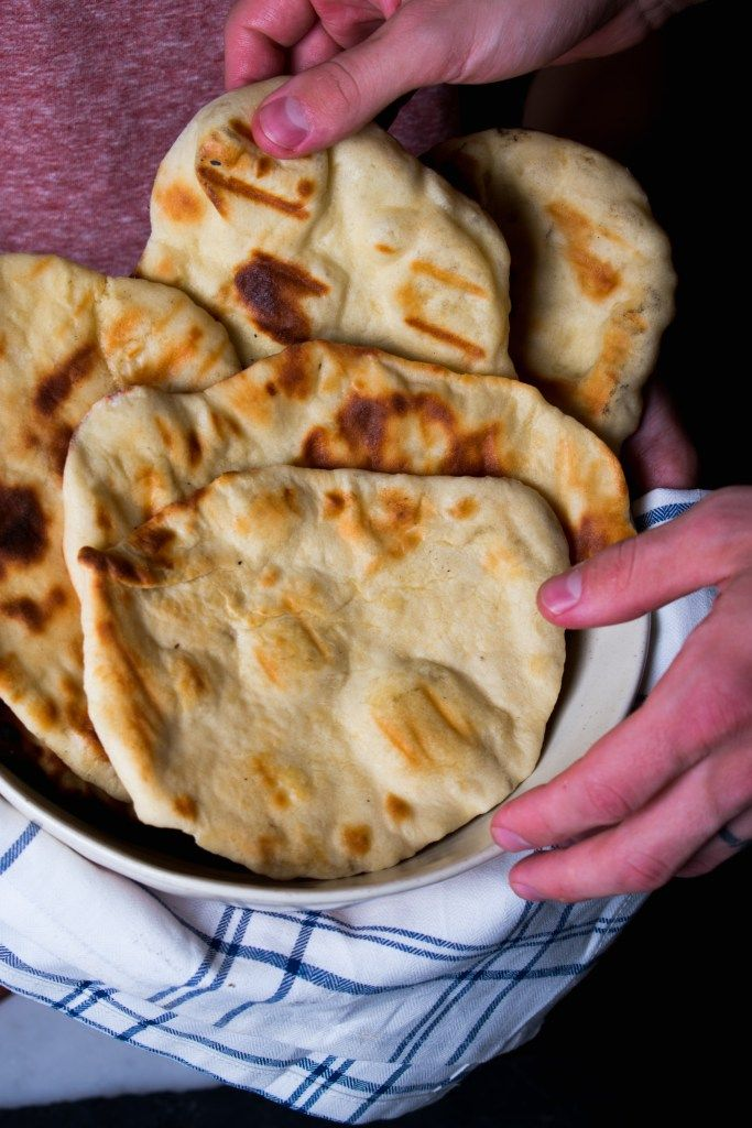 homemade naan blue bowl homemade baked bread recipes with naan bread making homemade pizza pinterest