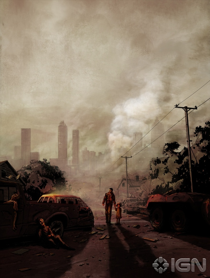the walking dead video game in april, for xbox, ps3, PC, mac!