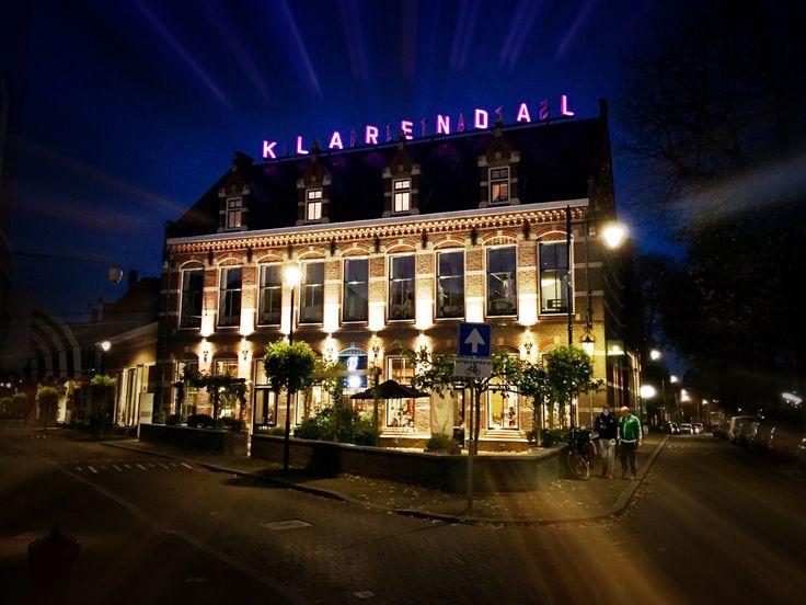 Arnhem, Klarendal, restaurant Goed Proeven, the Netherlands