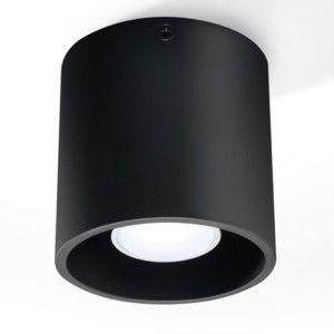 Stropní světlo Sollux Roda 1 Black