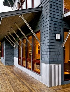 25 Best Ideas About Metal Siding On Pinterest Backyard