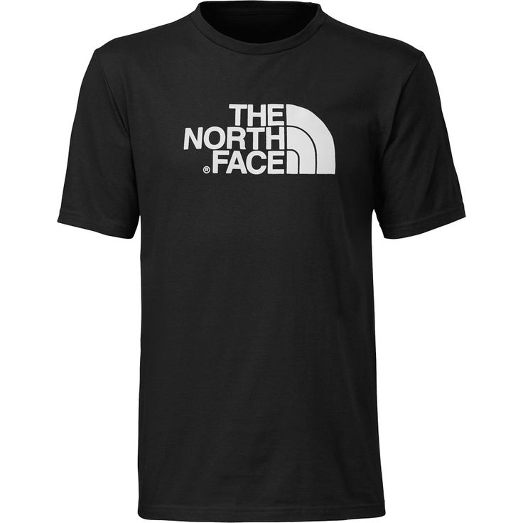 The North Face Half Dome T-Shirt - Short-Sleeve - Men's Tnf Black/Tnf White