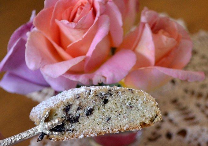 Lavender & Chocolate Biscotti - Biscotti alla Lavanda e Cioccolato
