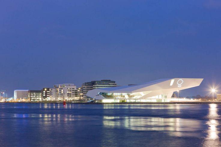 EYE - New Dutch Film Institute / Delugan Meissl Associated Architects