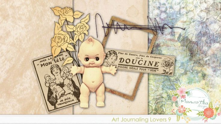 Art Journaling Lovers 9