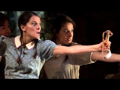 """#Teatro 21/06 y 22/06 en @TeatroCuyas #LPGC #LasPalmas #GRACANARIA 'Doña Perfecta'  """"Doña Perfecta"""" - CDN"""