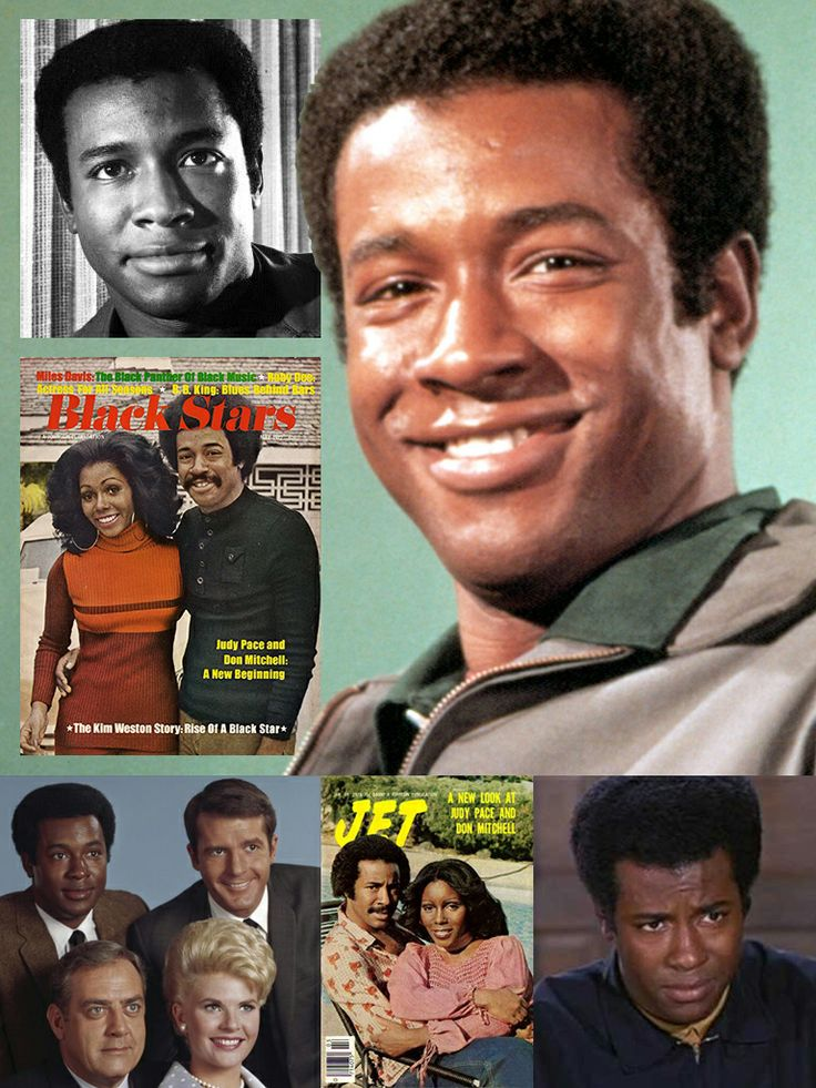 """Don Michael Mitchell (March 17, 1943 – December 8, 2013) was an American actor, best known for appearing with Raymond Burr in the NBC TV series Ironside. He played the role of Mark Sanger, and reprised the role in the made-for-TV """"reunion"""" film in 1993 – his last TV appearance. Mitchell's other credits include Scream Blacula Scream opposite Pam Grier, Matlock, Capitol and I Dream of Jeannie. He is survived by two daughters from his second marriage to actress Judy Pace."""