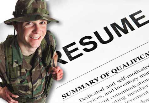 Image result for veteran looking for job