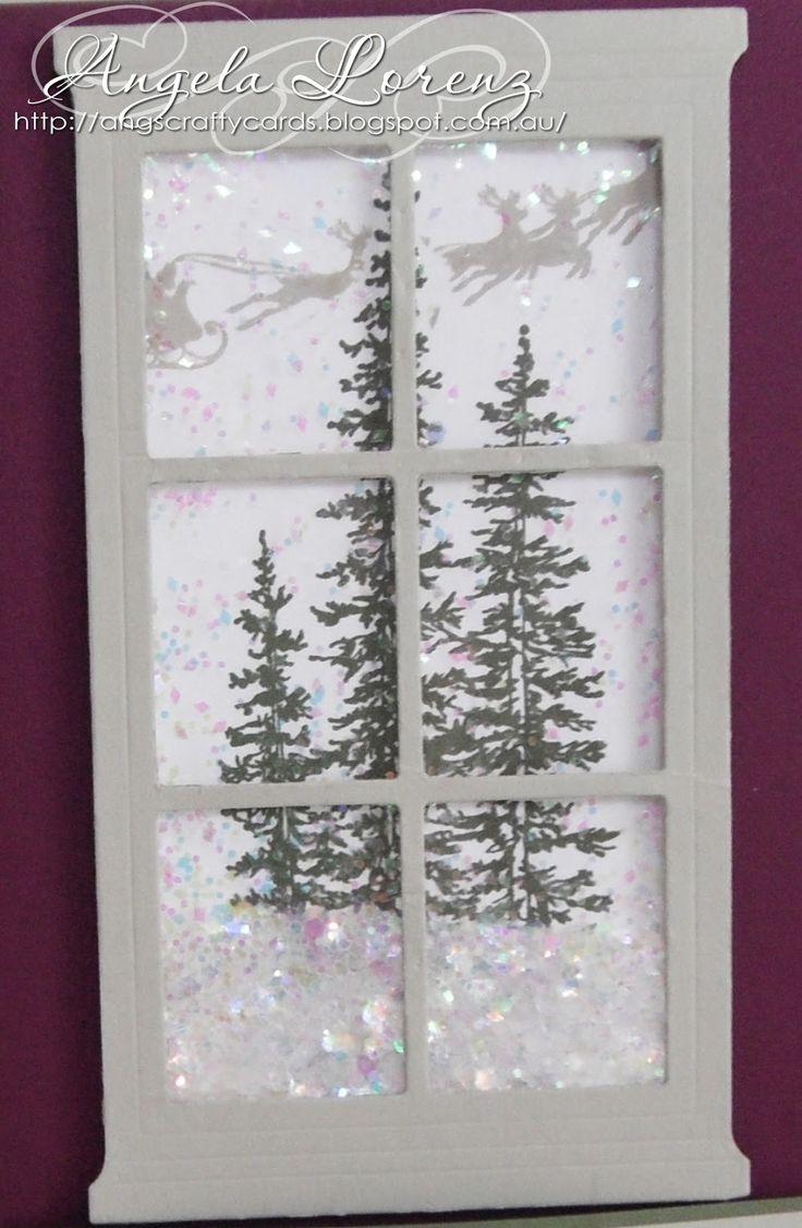 Best Stampin Up Wonderland Images On   Christmas