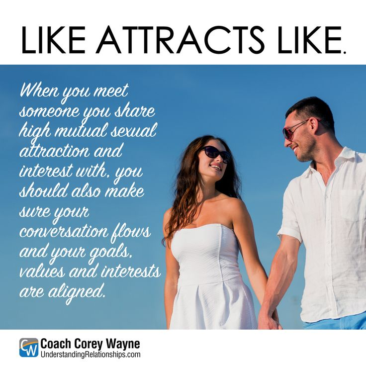 The One Trait a Relationship Must Have to Start is Attraction