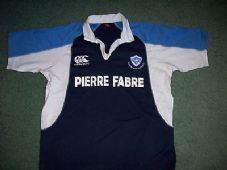 Castres Olympiques Rugby Union Shirt Top Maillot Adults Medium France
