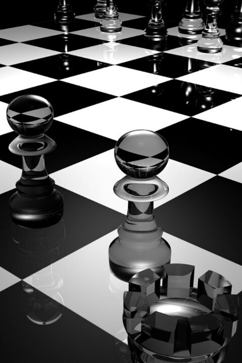 Looking Glass: The #Chessboard.