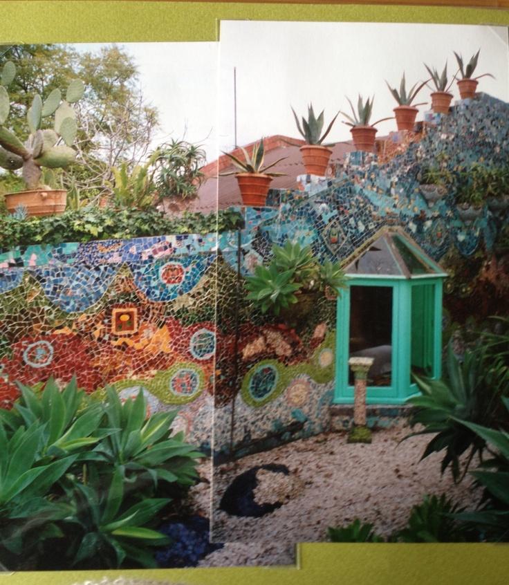 74 best mosaic mural street art images on pinterest for Mural mosaic