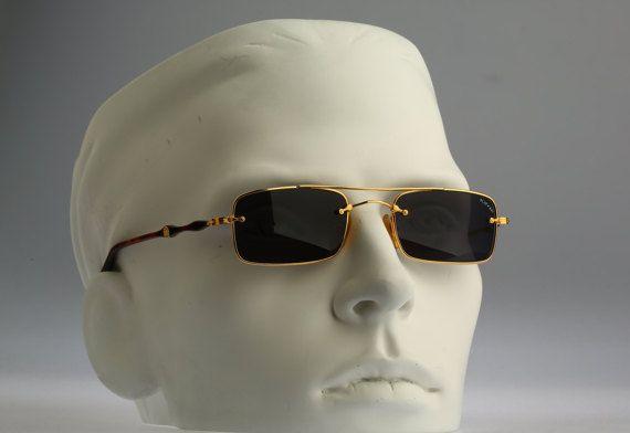 Blue Bay Mod Deejay s PA4 / Vintage sunglasses / by CarettaVintage