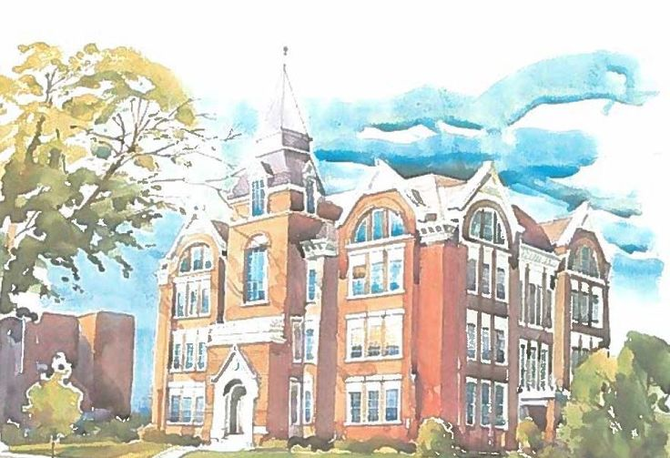 Up from the ashes: Developers awarded $3.7 million federal loan to transform Birmingham's historic Powell School   AL.com