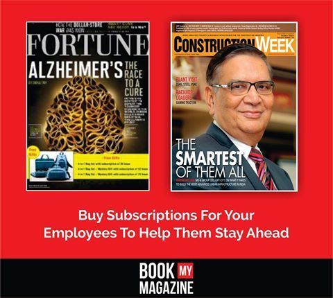 It's time to Motivate your employees. Buy subscriptions and help them stay ahead Magazines and books for all kinds of interests only at www.bookmymagazine.com. Subscribe Now! #BookMyMagazine #Magazines #Books #SubscribeNow