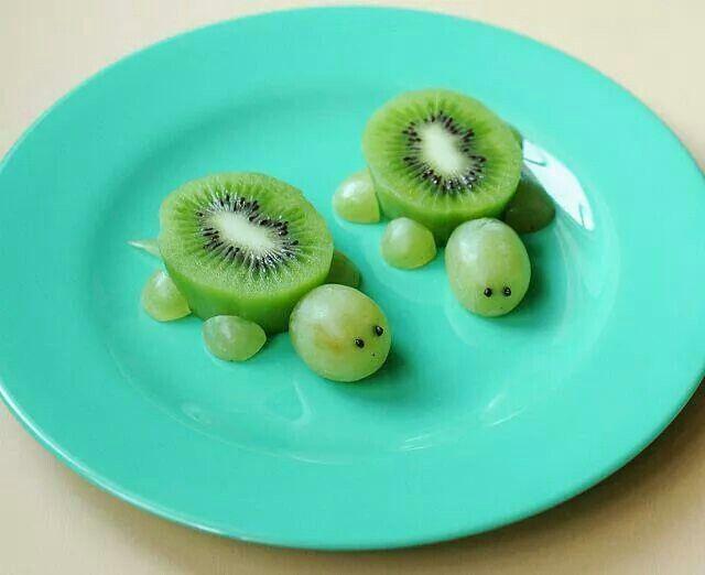 Fruit turtles