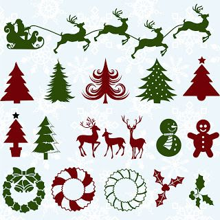 Free SVG | Christmas 2 Lots of great free cut files on this site Shery K Design