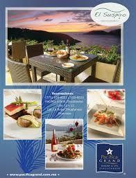 Restaurante El Suspiro. Con hermosa vista y deliciosa comida. Ixtapa, Zihuatanejo.
