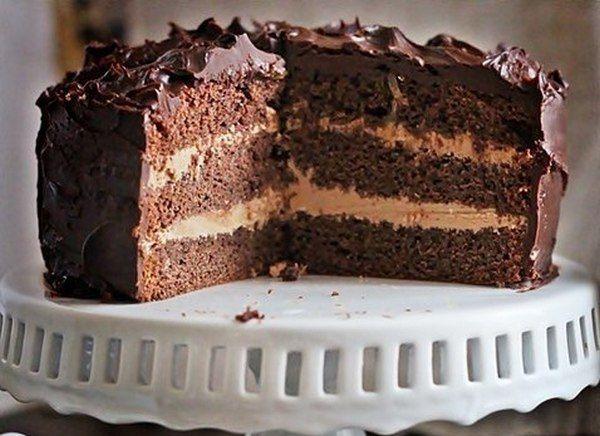 Торт «Прага» | Вкусняшка