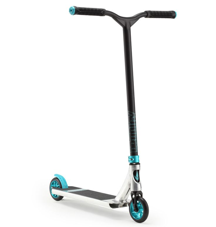 Envy Complete Scooters 2016 Prodigy S4 - Polished/Teal