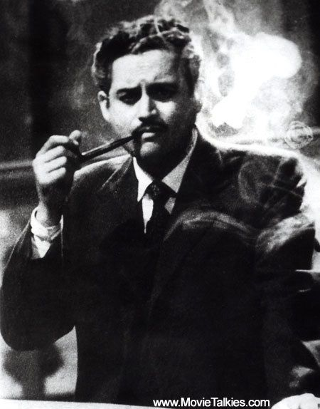 "Guru Dutt. Actor, film maker. Known to be ""way ahead of his time"", with good reason."