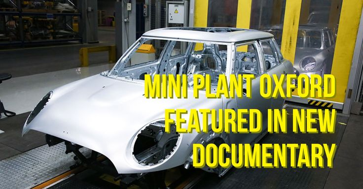 Tune in and watch a JCW as it runs through MINI Plant Oxford...