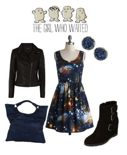 Doctor Who Inspired Outfit