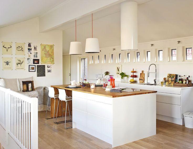 82 best Cuisine images on Pinterest Kitchen ideas, Kitchen modern