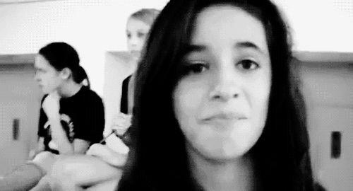 Camila Cabello // (GIF) // Then & Now