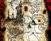 CULT of YOG SOTHOTH Cthulhu larp Necronomicon lovecraft by zarono