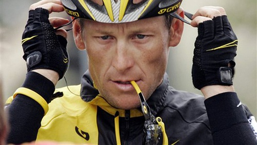 Armstrong formally charged for doping, Tour de France titles at risk – 60 Minutes Overtime – CBS News « My Spanish Translator