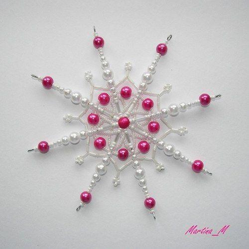 Vánoční hvězda 29 bílorůžová