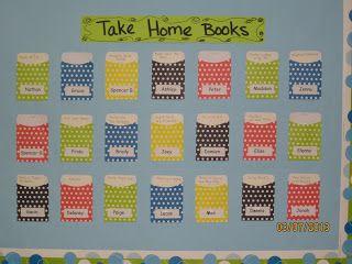 New Adventures in First Grade: Organization
