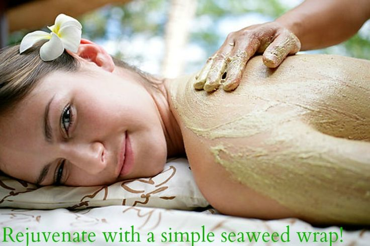 Make your own seaweed wrap which helps improve mineral status and removal of heavy metals via the skin.  Only costs about 50 cents per wrap .... compare that to a day spa!   http://www.thehealthyhomeeconomist.com/seaweed-wrap-nourishes-and-detoxifies/