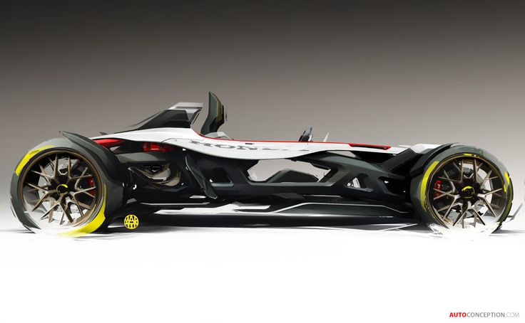 Honda Project 2&4 Concept Hints at Future Ariel Atom Rival