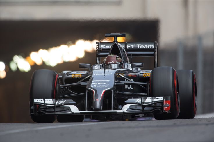 2014 Monaco GP. Sauber F1 Team. Latest news on www.sauberf1team.com - #F1 #SauberF1Team #MonacoGP #FormulaOne #Formula1 #motorsport #AdrianSutil