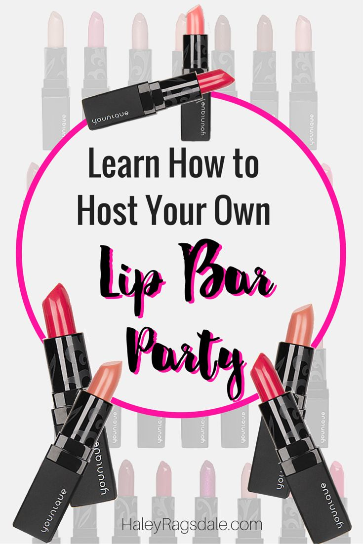 23 best beauty bar/party invite images on Pinterest | Business ideas ...