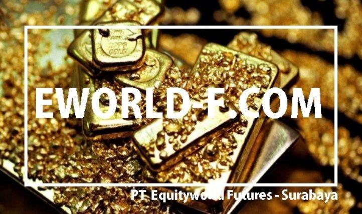 Equity World Surabaya : Emas Bergerak Naik, Dolar Tertekan Jelang Testimony Yellen