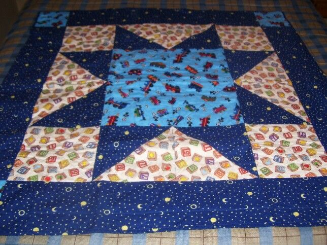 Quilt for Chris