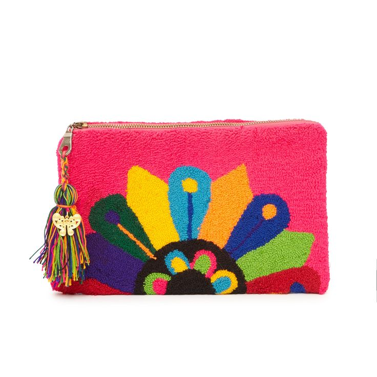 Statement Clutch - Daisies by VIDA VIDA hixqPm