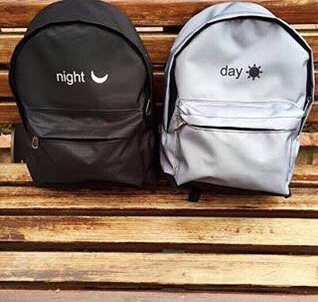 Day 🌞 Night 🌙 Okul çantası çifti 120₺ yerine 110₺ 🎉 (Tekli olara…