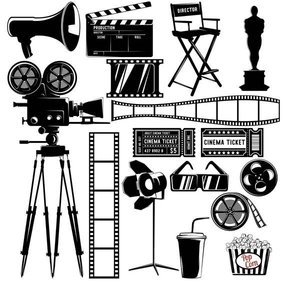 16++ Movie theater clipart black and white ideas in 2021