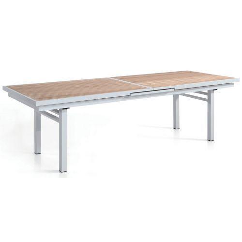 Table De Jardin En Teck En 2020 Table Teck Decoration Maison Table