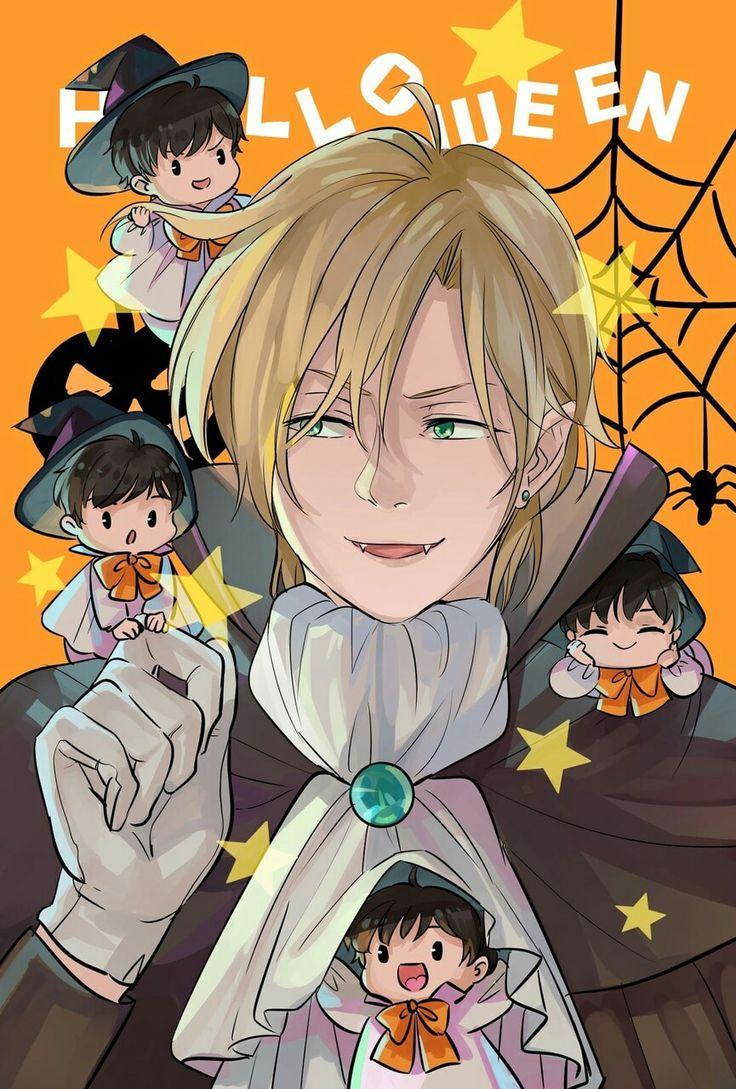 Épinglé par emma Meloday sur banana fish Manga, Animé et