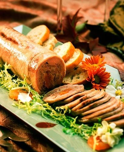 Французские блюда из рыбы рецепт