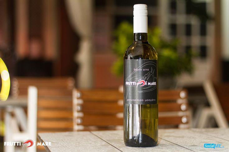 Frutti di Mare house wine – a world favorite! Don't you agree?