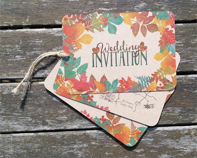 Autumnal Wedding Ideas: 10+ handpicked ideas to discover in Weddings