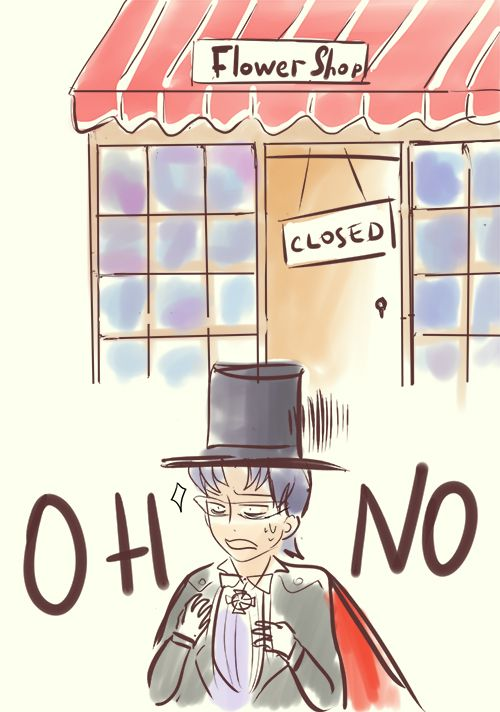 Tuxedo Kamen no more roses